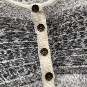 Free People Sweaters - NWT Free People Wool Blend Cardigan / Dress